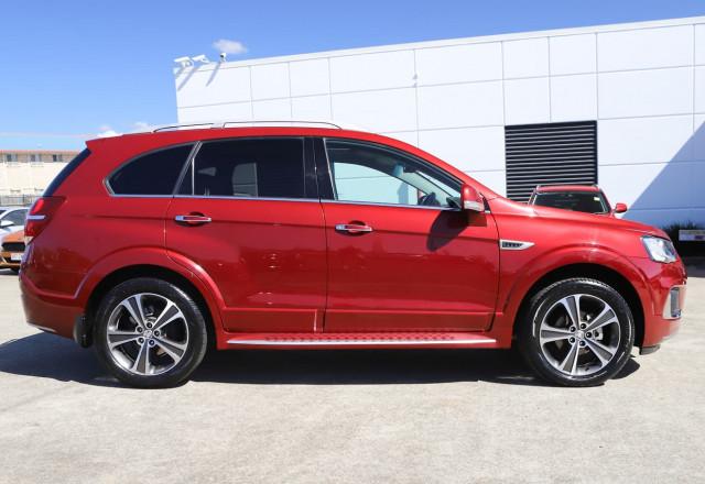 2017 Holden Captiva CG MY18 LTZ Suv