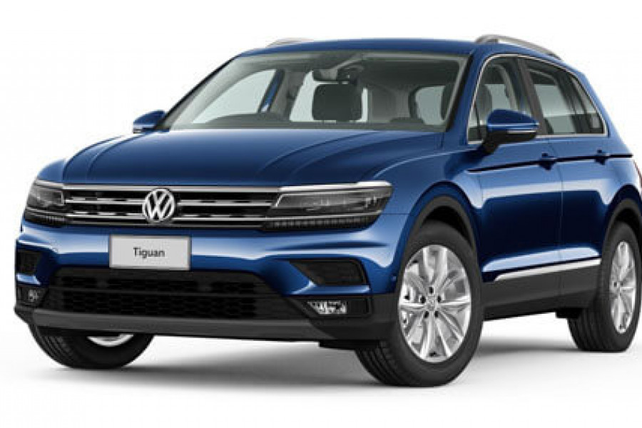 2018 MY19.5 Volkswagen Tiguan 5N Comfortline Suv