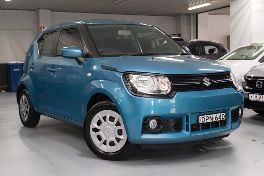 2016 Suzuki Ignis GL