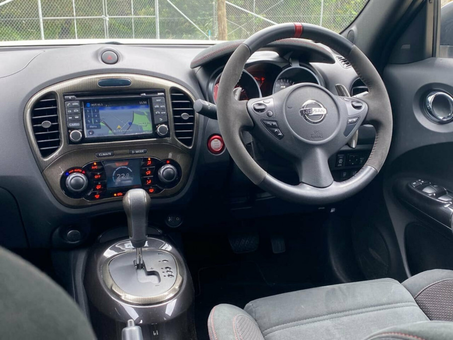 2018 Nissan Juke F15 MY18 Nismo RS (AWD) Suv Image 10