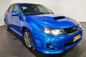 Subaru Impreza WRX G3 Turbo