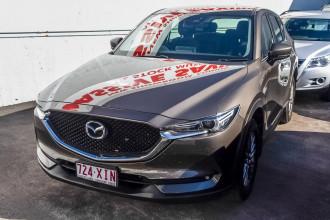 2017 Mazda CX-5 KE Series 2 Maxx Sport Suv Image 4