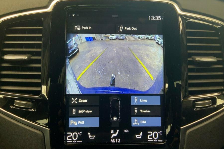 2018 MY19 Volvo XC90 256 MY19 D5 R-Design (AWD) Suv Mobile Image 10