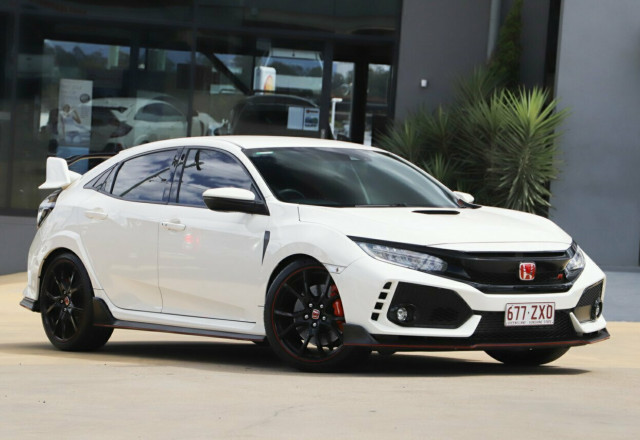 2017 Honda Civic 10th Gen MY17 Type R Hatchback