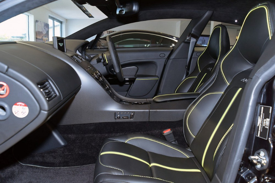 2019 Aston martin Rapide AMR 6.0L V12 8Spd Auto Sedan Image 12