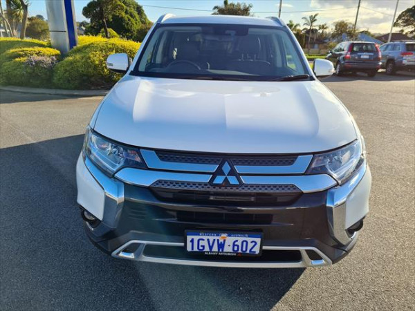 2019 Mitsubishi Outlander ZL LS Suv