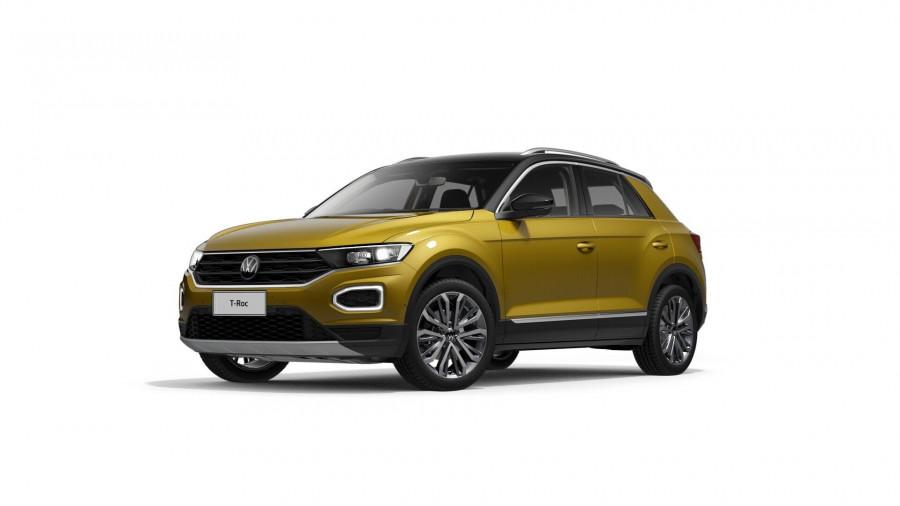 2021 Volkswagen T-Roc A1 110TSI Style Wagon Image 1