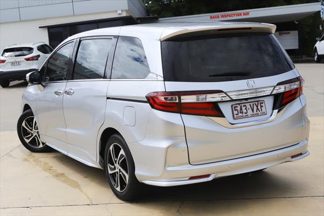 2015 Honda Odyssey 5th Gen MY15 VTi-L Wagon Image 5
