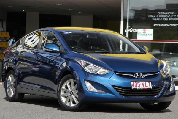 Hyundai Elantra Trophy MD3