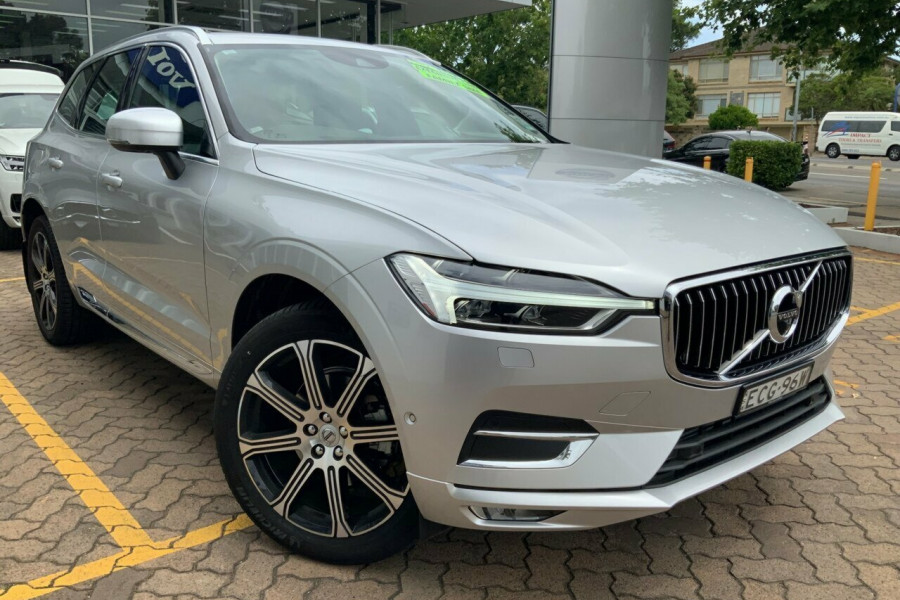 2018 MY19 Volvo XC60 246 MY19 T5 Inscription (AWD) Suv