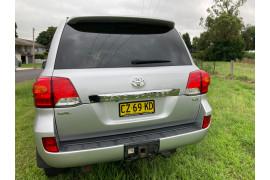 2014 MY13 Toyota Landcruiser VDJ200R Tw.Turb GXL Suv Image 5
