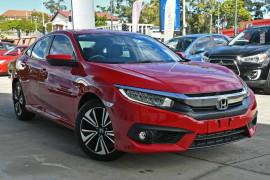 Honda Civic VTi-LX 10th Gen MY18
