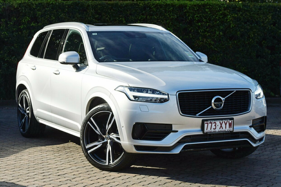 2017 MY18 Volvo XC90 L Series T8 R-Design Wagon