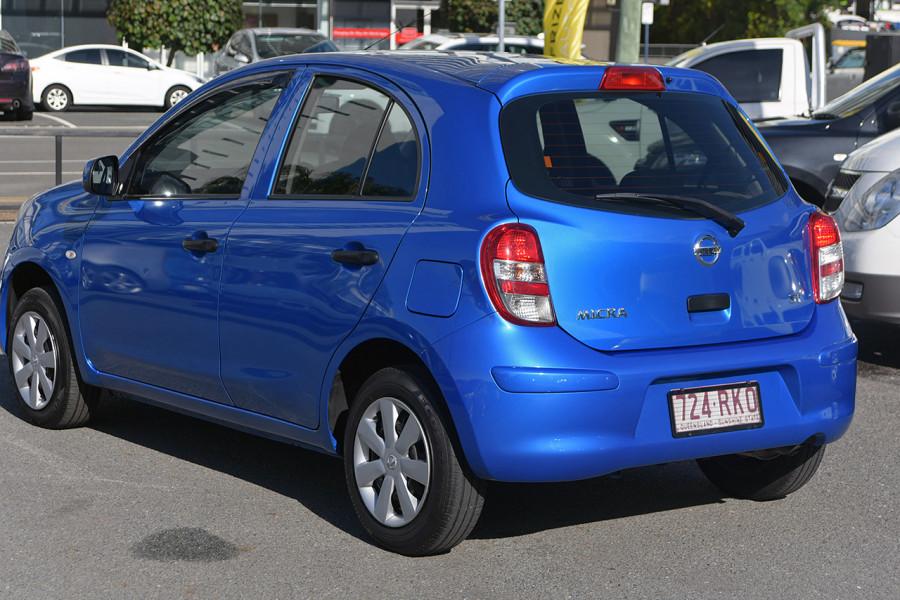 2011 Nissan Micra K13 ST Hatchback Mobile Image 5