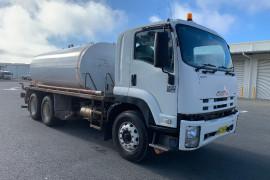 Isuzu trucks F Series FVY FH