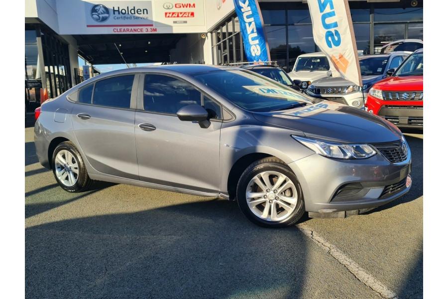 2017 Holden Astra BL MY17 LS+ Sedan