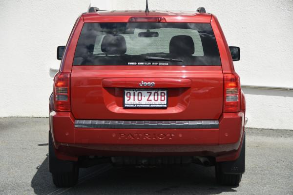 2009 Jeep Patriot MK MY2009 Sport Wagon Image 4