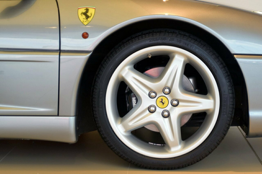 1997 Ferrari F355 Berlinetta Coupe Mobile Image 20