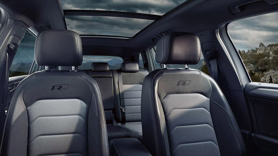 Tiguan Allspace Let the light in