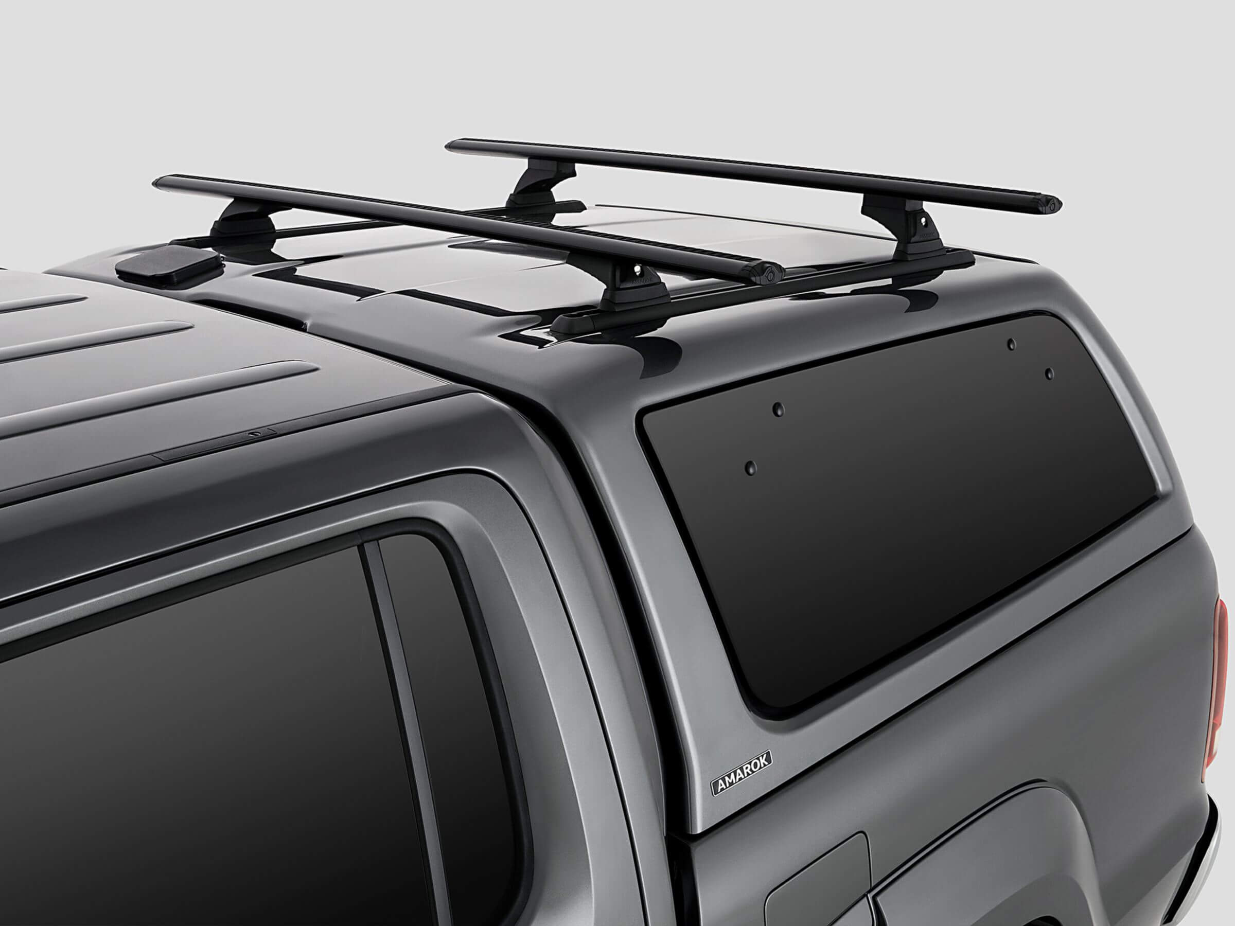Premium canopy with roof bars Transport Image