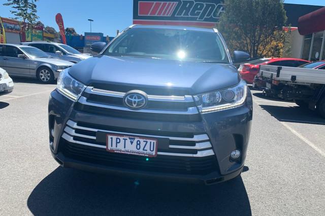 2018 Toyota Kluger GXL