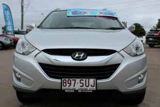 2010 MY11 Hyundai ix35 LM MY11 Highlander AWD Wagon Image 3