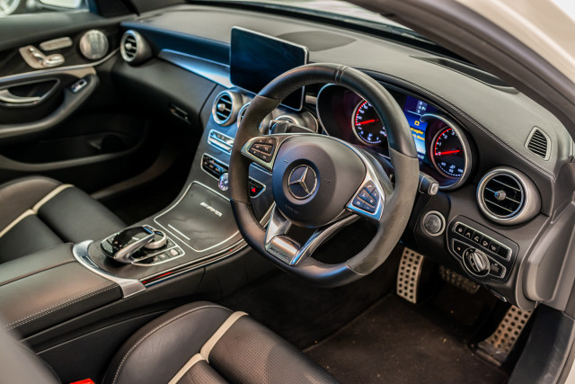 2016 MY07 Mercedes-Benz C-class W205  C63 AMG S Sedan Image 38