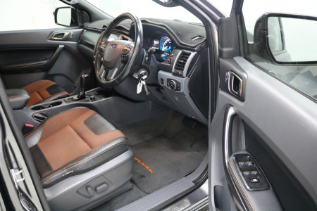2018 Ford Ranger PX MKII 2018.00MY WILDTRAK Utility Image 4