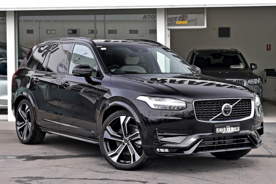 2019 MY20 Volvo XC90 L Series T6 R-Design Suv Mobile Image 1