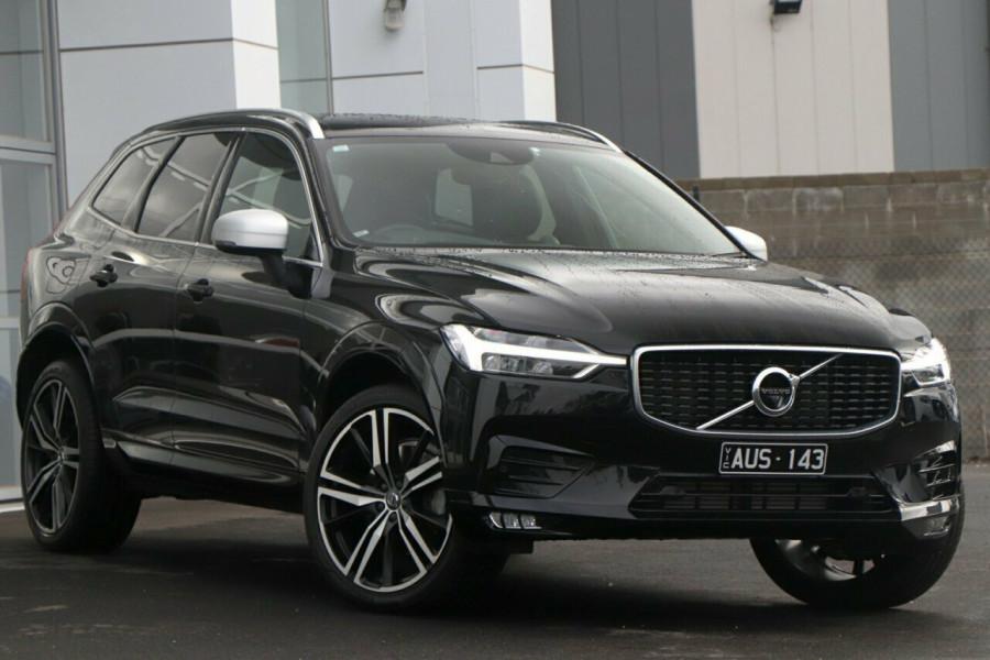 2018 Volvo XC60 T6 R-Design Suv Image 1