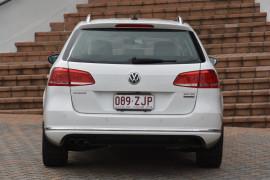 2012 MY12.5 Volkswagen Passat Type 3C MY12.5 125TDI Wagon Image 4