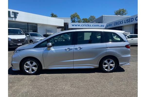 2019 Honda Odyssey 5th Gen VTi Wagon Image 4