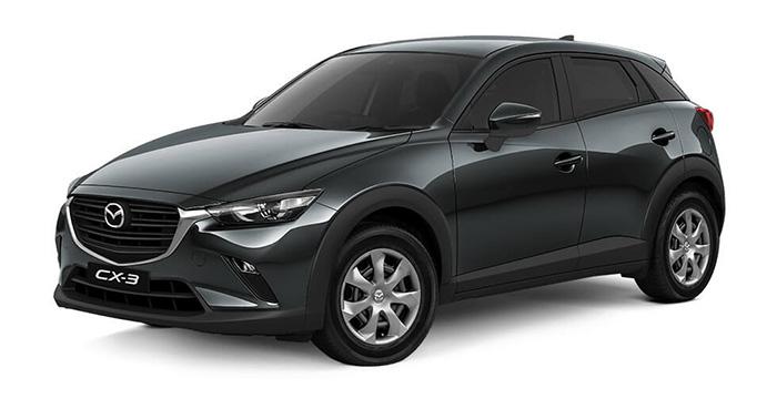 2018 Mazda CX-3 Neo Sport