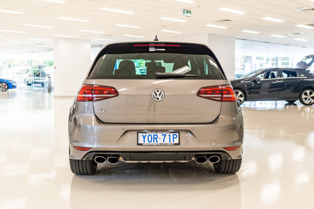 2016 Volkswagen Golf 7 R Hatchback Image 6
