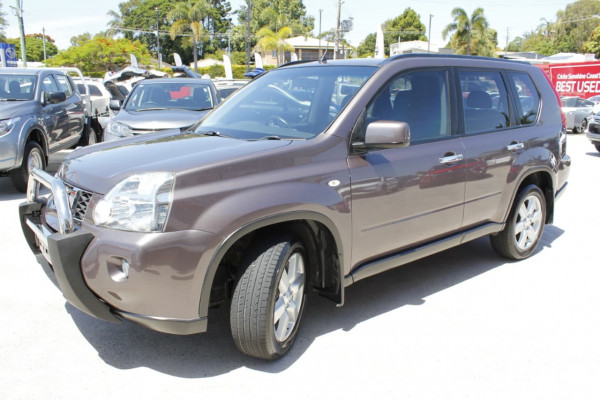 2009 MY10 Nissan X-Trail T3 ST Wagon