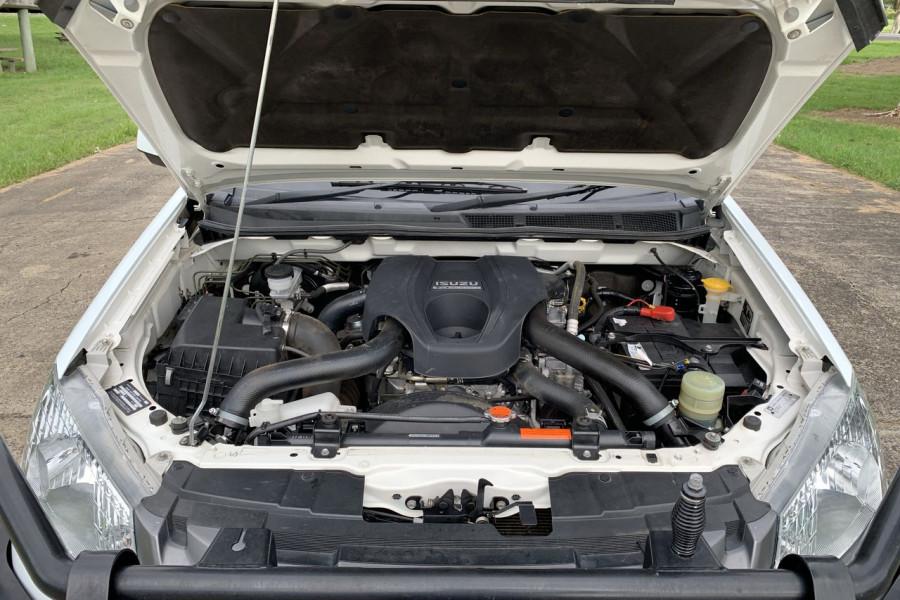 2014 MY15 Isuzu Ute D-MAX MY15 SX Cab chassis