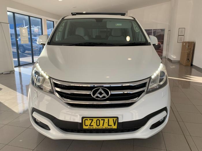 2017 LDV G10 SV7A SV7A Wagon Image 2