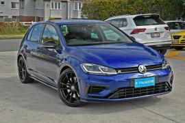 2018 MY19 Volkswagen Golf 7.5 MY19 R DSG 4MOTION Special Edition Hatchback
