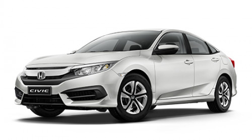 2018 Honda Civic Sedan 10th Gen VTi Sedan