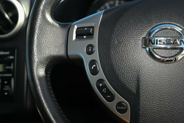 2011 MY10 Nissan Dualis J10 Series II MY2010 Ti Hatch X-tronic Hatchback Image 19