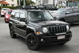 Jeep Patriot Sport CVT Auto Stick MK MY2010