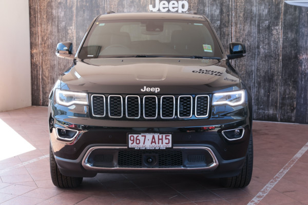2020 MY0  Jeep Grand Cherokee WK Limited Suv Image 2
