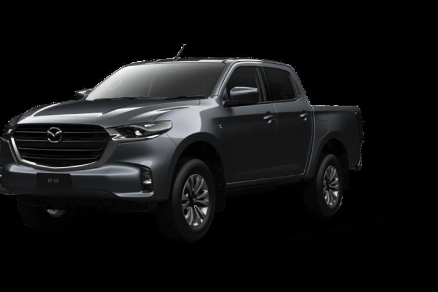 2020 Mazda BT-50 XT 4x4 Dual Cab Pickup