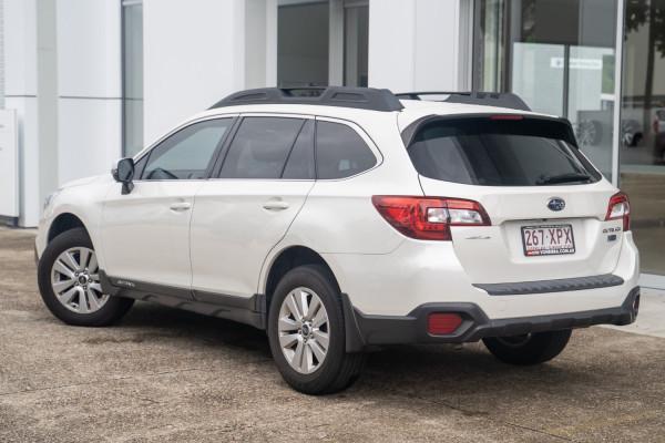 2016 Subaru Outback B6A  2.0D Suv Image 2