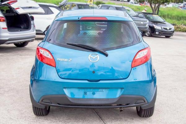 2013 Mazda 2 DE MY13 Neo Hatchback