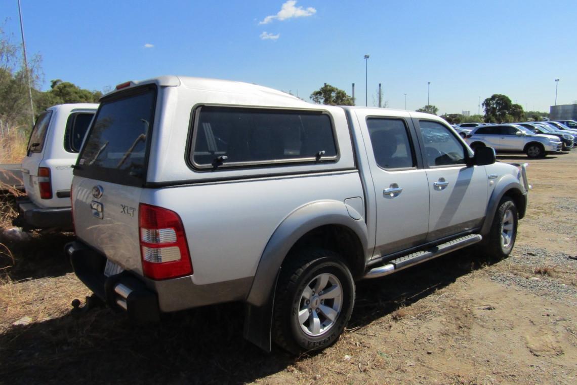 2008 Ford Ranger PJ XLT Utility