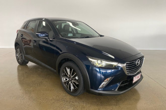 2015 MY16 Mazda CX-3 DK2W7A sTouring Suv