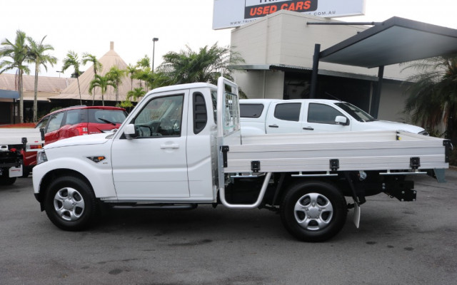2018 Mahindra Pik-Up S6 Single Cab 4x2 Cab chassis
