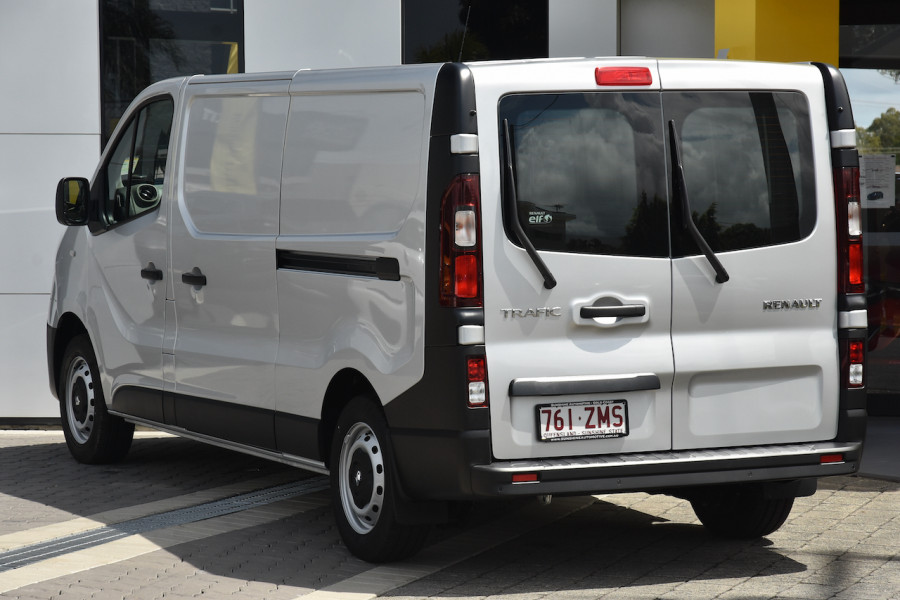2019 Renault Trafic LWB 85kW 1.6L T/D 6Spd Manual Van