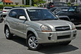 Hyundai Tucson City SX JM MY09